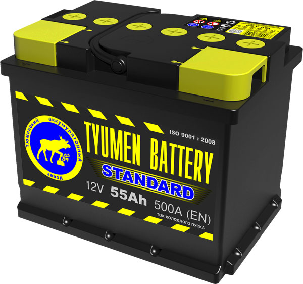 Стартерные свинцово-кислотные аккумуляторные батареи
